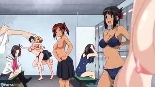 Porno video anime